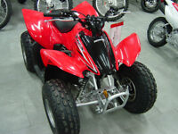 2015 HONDA TRX 90 for only $150 a month