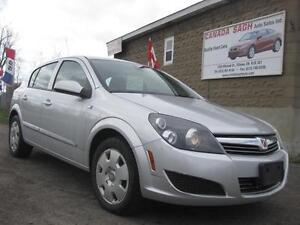 2009 Saturn Astra XE, AUTO 104km ALL POWER.12M.WRTY+SAFETY$5490