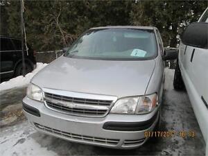 Chevrolet Venture 4dr Reg WB 2004