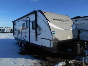 2018 Passport Grand Touring 2400BH by Keystone