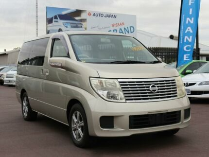 Nissan Elgrand, 8 Seater, People Mover, MPV Kenwick Gosnells Area Preview