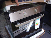 Swan SXB2020S 60cm Built-In Single Electric Oven - Stainless Steel