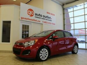 2015 Kia Rio EX hatchback 5-dr, FWD, Sunroof, Heated seats