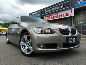 2010 BMW 328i xDrive Coupe - 36k! - One Owner