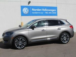 2016 Lincoln MKX RESERVE AWD - HEATED LEATHER SEATS