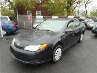 SATURN ION LEVEL 2 2007 COUPÉ**VISA*MASTER*CARD**ACCEPTÉ