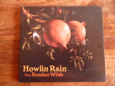 HOWLIN RAIN The Russian Wilds Digipak Booklet EX !