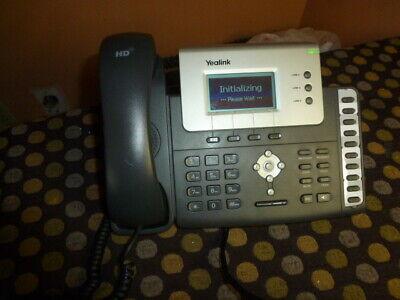 Yealink Sip-t26p Ip Voip Display Poe - Hd Voice Phone