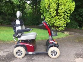 Legend Classic Mobility Scooter Class 3