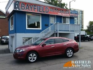 2010 Honda Accord Crosstour EX-L AWD **Leather/Sunroof/Only 104k