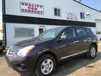 2012 Nissan Rogue S Red Deer Alberta Preview