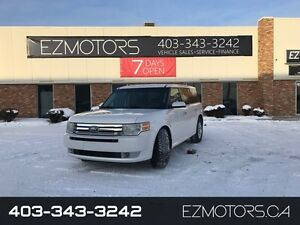 2009 Ford Flex SEL=AWD=LEATHER=NO ACCIDENTS=WARRANTY