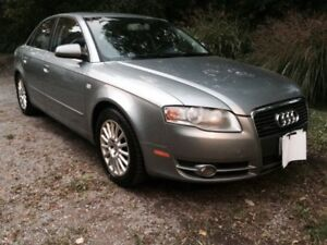 Audi A4 Quattro, 2006, 2.0L Turbo, AWD, Bose Stereo, All leather