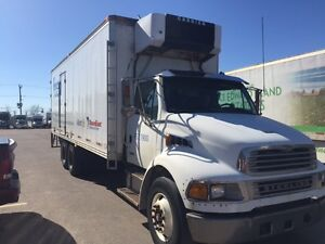2006 Sterling with 28ft Reefer box