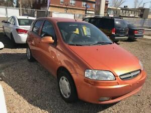 2006 Chevrolet Aveo Aveo5 LS, Manual, No Accidents