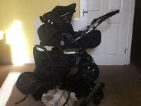 Baby Merc S6 Travel System