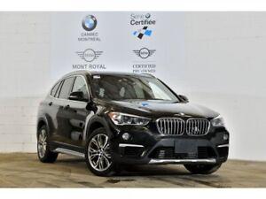 2017 BMW X1 xDrive28i-Premium Package Enhanced - Navigation