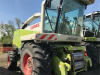Claas Jaguar 870 Forage Harvester Brandon Brandon Area Preview