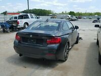 BMW F22 F23 M235i 2 Series Msport for Breaking all parts available 218, 220, 225, 230