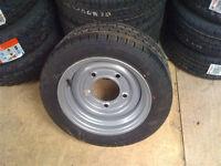 Ifor Williams Nugent Hudson Dale Kane - Trailer Wheels Rims Tyres Parts - Indespension MCM Etc.