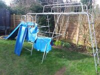 TP Challenger Climbing Frame and Accessories