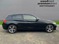 2016 BMW 1 Series 118D Sport 3Dr Hatchback Diesel Manual
