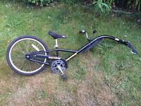 TRAILER BICYCLE TAGALONG TRAILER