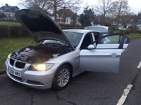 BMW 3 Series 2.0 318d SE 4dr+1 Year Mot+FSH+New Clutch+New Flywheel+Finance arranged