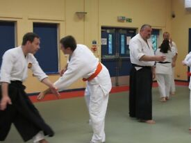 Kurai Aikido - Traditional Aikido Martial Arts class 8-10 pm every Monday