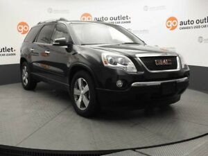 2011 GMC Acadia AWD-LEATHER-BACK UP CAMERA-LOW KMS