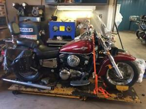 Now Parting Out 1998 Kawasaki 1500 Vulcan