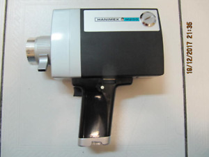 Classic Hanimex M200 Loadmatic TL Super 8mm Camera Circa1960-70s