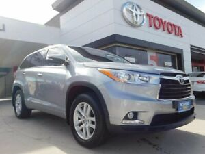 2015 Toyota Kluger GSU50R GX (4x2) Silver 6 Speed Automatic Wagon Greenway Tuggeranong Preview