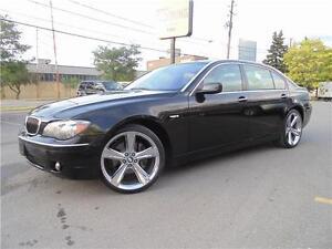 2008 BMW 750LI  **EXECUTIVE PKG**
