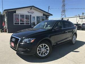 2010 Audi Q5 3.2L Premium|NAV|PANO|CAM|LEATHER|