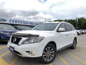 2014 Nissan Pathfinder SL |Cruise|Heated Seats|Remote Start|