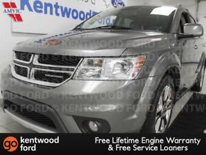 2012 Dodge Journey R/T AWD, sunroof, heated power leather seats,
