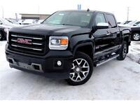 2014 GMC Sierra 1500 SLT|HEATED LEATHER SEATS|REAR VIEW CAMERA