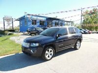 2015 Jeep Compass Altittude 4x4 Loaded Leather Financing For Eve