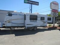 2011 RV - Travel Trailer Keystone OUTBACK