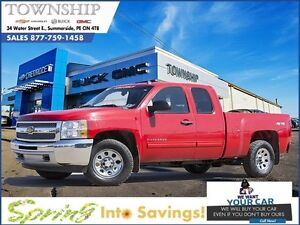 2013 Chevrolet Silverado 1500 LS - $12/Day! -  4.8L FLEX FUEL V8
