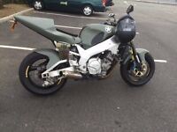 Yzf 750 Streetfighter And Awesome Power reluctant sale