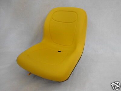 Yellow Seat For John Deere Jd 607090125375570575 Skid Steer Loaders Fx