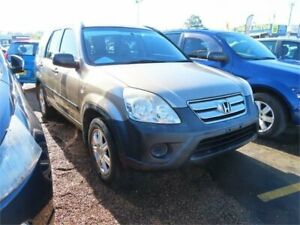 2004 Honda CR-V RD MY2005 Sport 4WD Gold 5 Speed Automatic Wagon Minchinbury Blacktown Area Preview