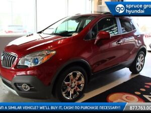 2013 Buick ENCORE LEATHER AWD ROOF CAMERA LOADED