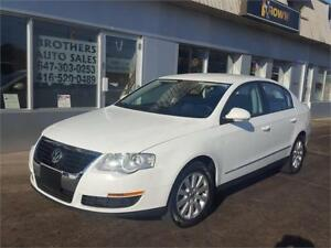 2009 VOLKSWAGEN PASSAT 2.0T | AUTO | MINT | LEATHER |  DVD