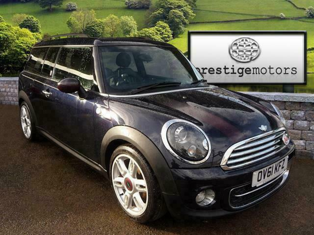 2011 Mini Clubman In Canton Cardiff Gumtree