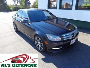 2011 Mercedes-Benz C-Class C300 Only $199 bi-weekly all in!