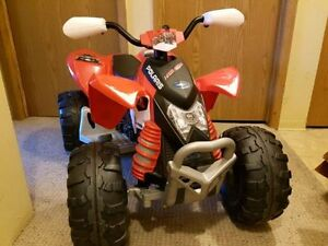 Peg Perego Outlaw ATV