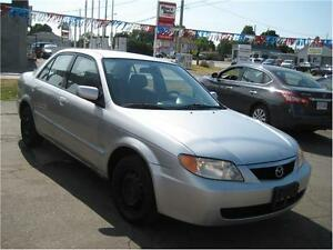 2002 Mazda Protege LX SOLD Kitchener / Waterloo Kitchener Area image 2